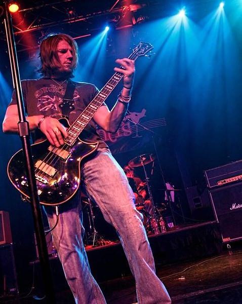 Music Scene Stephen Tecci in Las Vegas