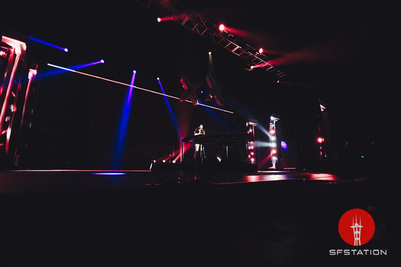 Steve Aoki - The  Kolony Tour, Mar 10, 2018 at Bill Graham Civic Auditorium
