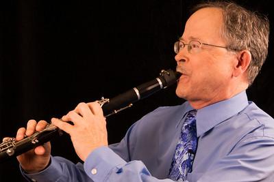 Steve Matthes, clarinet