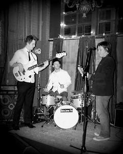 Stevie James Trio