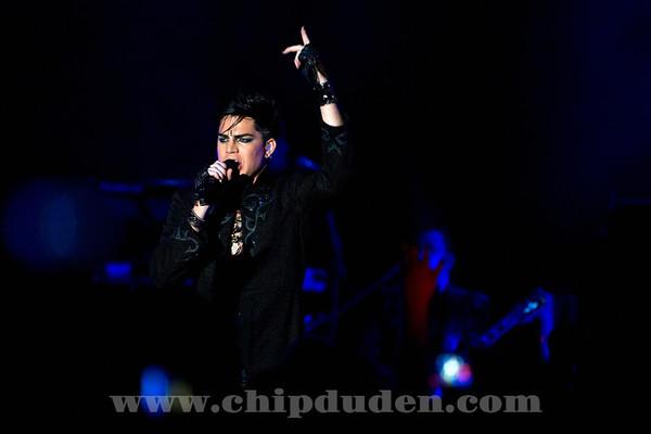 Adam Lambert_Orianthi_Allison Iraheta