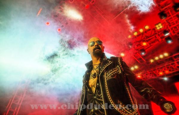 Judas Priest with Saxon