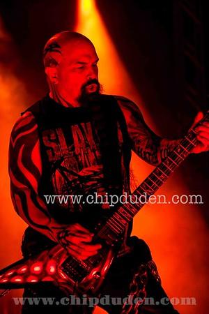 Mayhem Festival:Slayer, King Diamond, HELLYEAH, The Devil Wears Prada