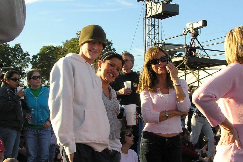 Justin, Juanita, & Gail/Leilani
