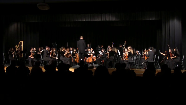 Stony Point Fall Orchestra Concert 2015