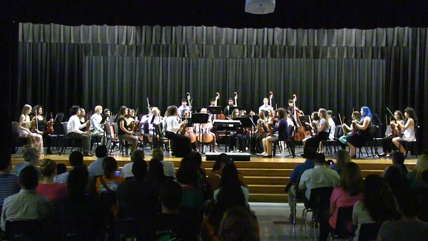 StonyPoint High School String PreUIL Concert 2015