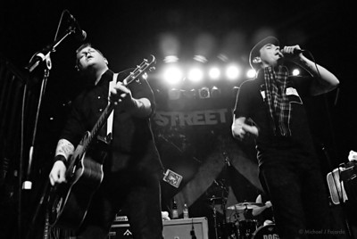 Marcus Holler & Mike McColgan of Street Dogs Street Dogs Aggie Theatre, Fort Collins, CO March 09, 2011