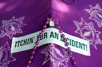 itchin