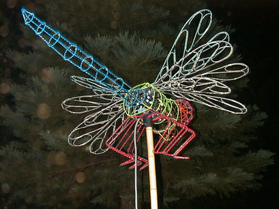 electric dragonfly