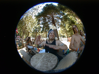Third Eye Open, String Cheese Incident & Friends Summer Camp 2005, Album #5