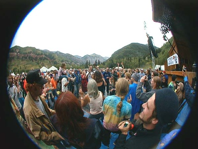 franti revels in the telluride ambience