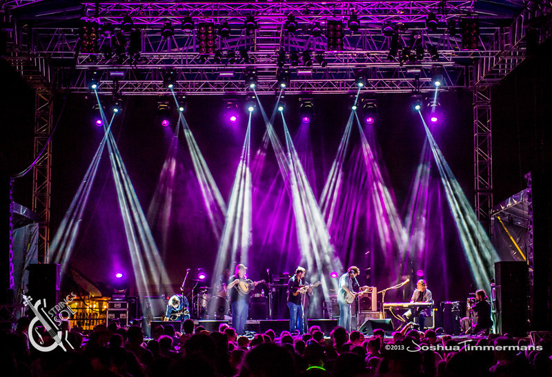 Leftover Salmon - Strings & Sol - 12/12/13 - Now Sapphire Resort, Puerto Morelos Mexico. ©Joshua Timmermans 2013