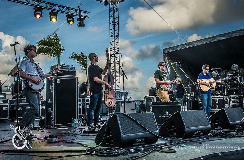 Yonder Mountain String Band - 12/13/13 - Now Sapphire Resort, Puerto Morelos Mexico. ©Joshua Timmermans 2013