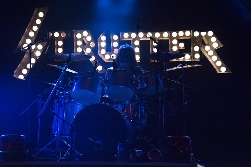 Strutter, Kiss cover band shot at the Ritz, NC