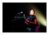 La chanteuse et guitariste américaine Krystle Warren en Session Paradiso (concert en direct sur La 1ère) au Studio 15 de la Radio Suisse Romande à Lausanne le lundi 15 juin 2009.