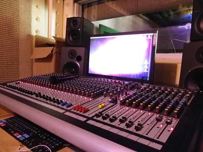 Studio-Lil Blue House
