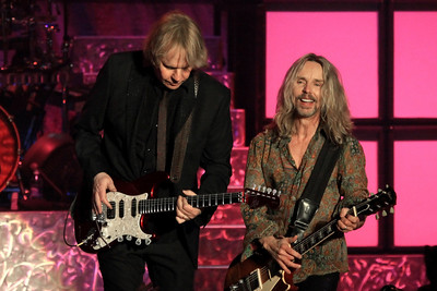 James Young and Tommy Shaw