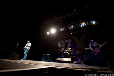 Rome Ramirez, Bud Gaugh, and Eric Wilson of Sublime with Rome perform on December 3, 2011 during 97X Next Big Thing at 1-800-ASK-GARY Amphitheatre in Tampa, Florida