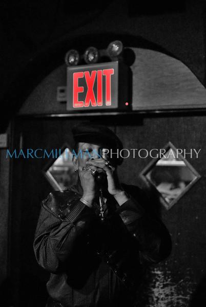 No Escape (Sugar Blue @ Terra Blues, NYC- Thur 4/22/10)