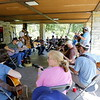 Saturday Morning Bluegrass Jam with Wood & Wire 2019