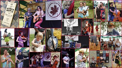 Sugar Maple Music Festival August 3 & 4, 2018