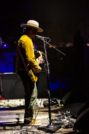 Ben Harper & The Innocent Criminals on the Sunshine Stage at Summer Camp Music Festival 2019. Photo by  Tony Vasquez