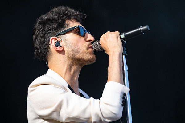 Chromeo (Live) on the Sunshine Stage at Summer Camp Music Festival 2019. Photo by Tony Vasquez