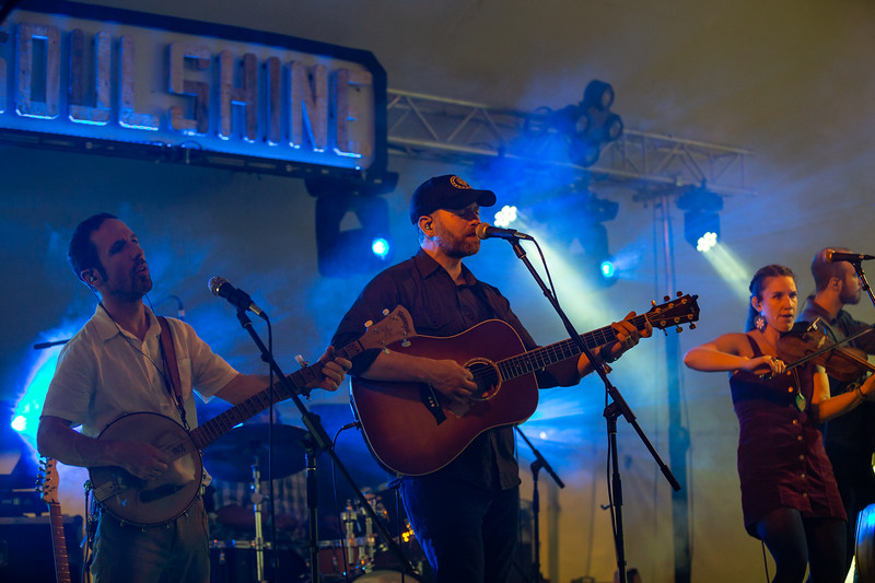 Driftwood in the Soulshine Tent at Summer Camp Music Festival 2019. Photo by Tony Vasquez