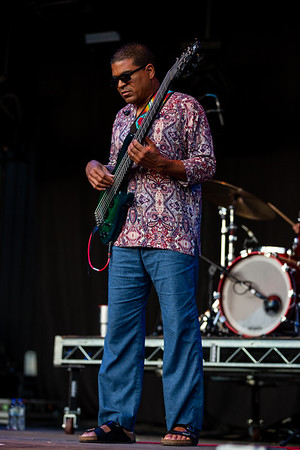 Oteil and Friends on the Moonshine Stage at Summer Camp Music Festival 2019. Photo by  Tony Vasquez