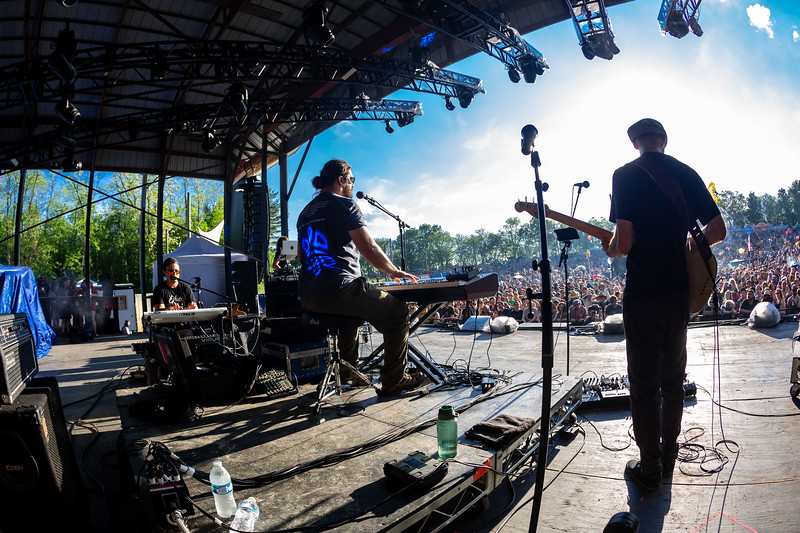 Papadosio on the Moonshine Stage at Summer Camp Music Festival 2019. Photo by  Tony Vasquez