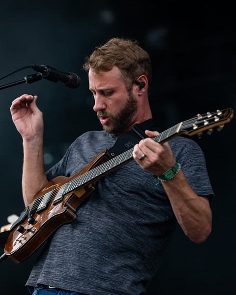 Spafford on the Sunshine stage at Summer Camp Music Festival 2019. Photo by Tony Vasquez