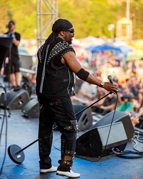 Toots and the Maytals on the Sunshine Stage at Summer Camp Music Festival 2019. Photo by  Tony Vasquez