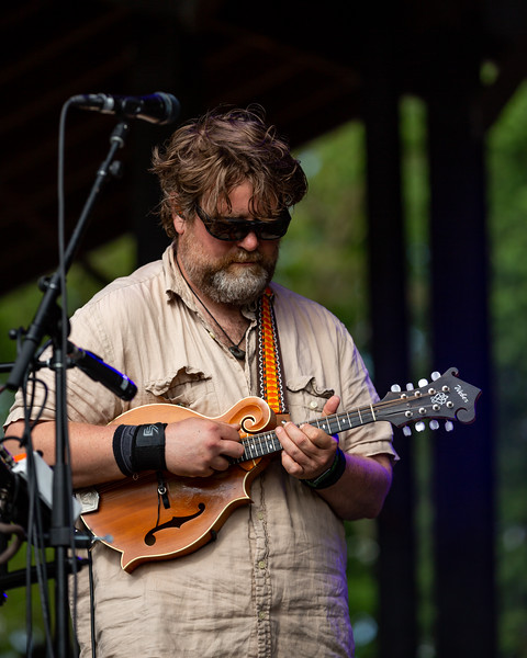 Trampled By Turtles on the Moonshine Stage at Summer Camp Music Festival 2019. Photo by Tony Vasquez
