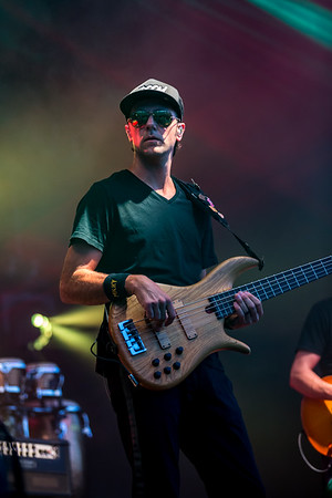 Umphreys Mc Gee on the Sunshine Stage at Summer Camp Music Festival 2019. Photo by Tony Vasquez