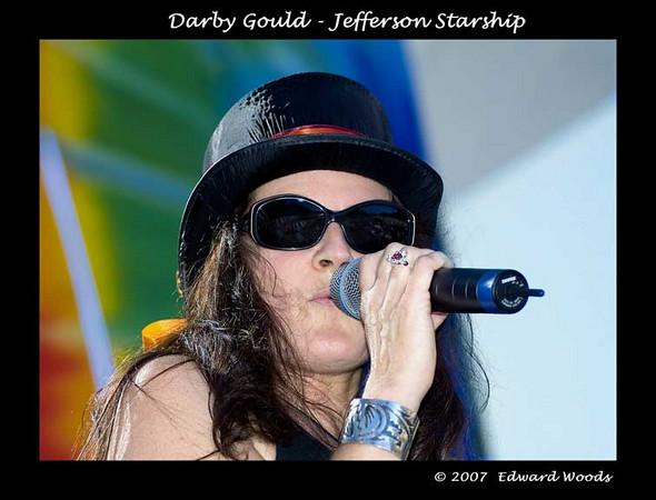 Darby Gould - Jefferson Starship