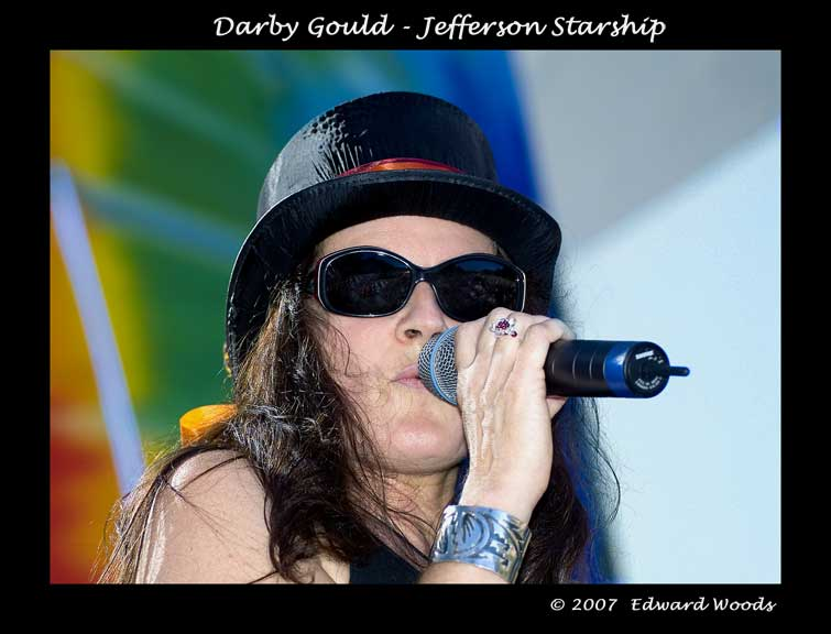 Darby Gould - Jefferson Starship