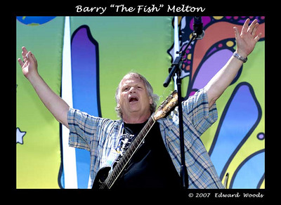 "Barry ""The Fish"" Melton"