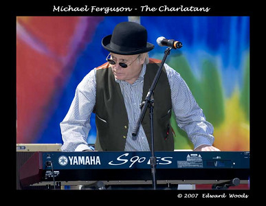 Michael Ferguson - The Charlatans