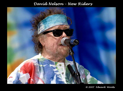 David Nelson - New Riders of the Purple Sage