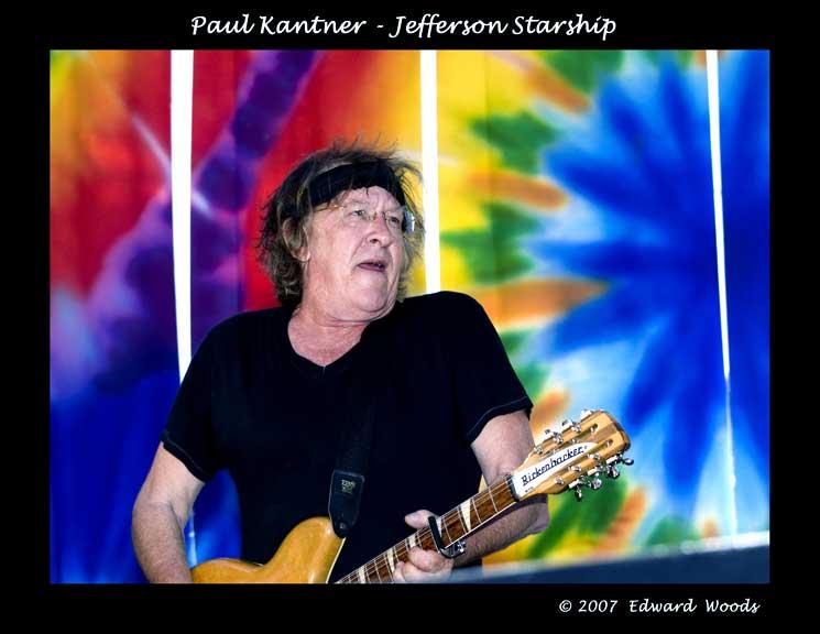 Paul Kantner - Jefferson Starship