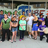 Kick off of summerTribe 2014 put on by wil Darcangelo started up on Tuesday on Main Street in Fitchburg. This is the third year for this summer program. SENTINEL & ENTERPRISE/JOHN LOVE
