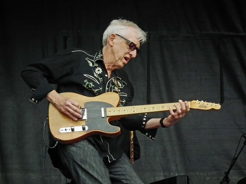 Bill Kirchen at SummerTyne Americana Festival 2013