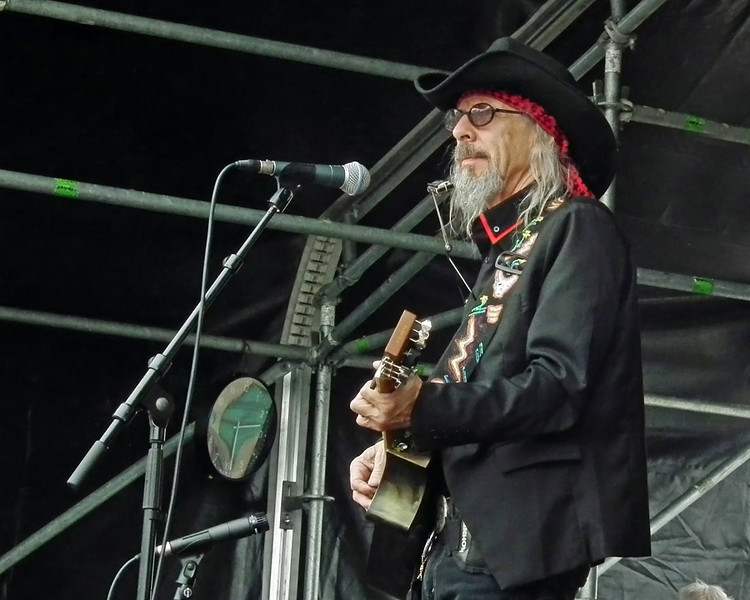 The Mighty Phil Lee at SummerTyne Americana Festival 2013