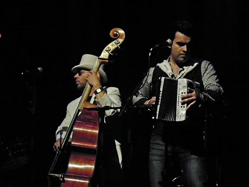 The Mavericks at SummerTyne Americana Festival 2013