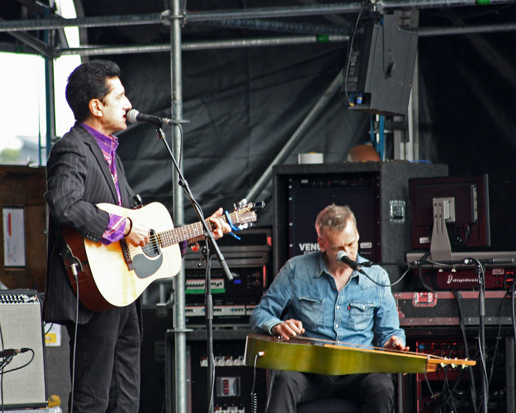Paul Handyside & Rob Tickell