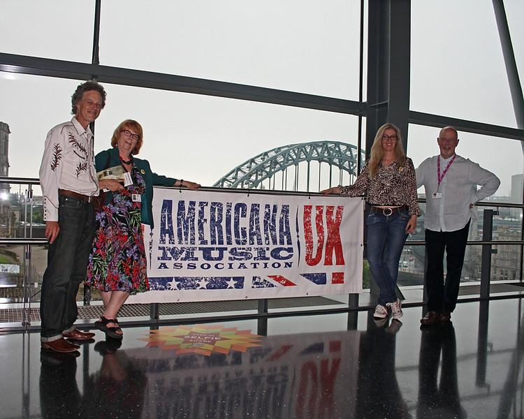 Americana Music Assoc UK