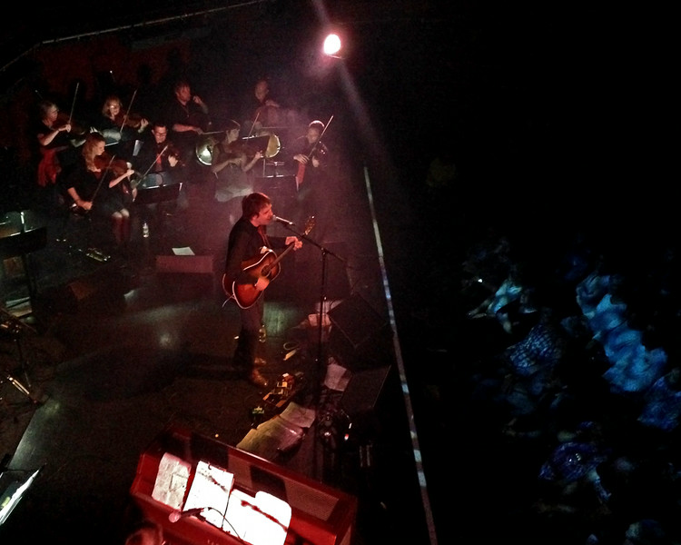 Chuck Prophet and the SummerTyne Strings