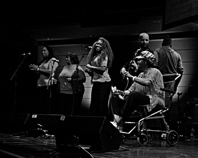 Naomi Shelton Band