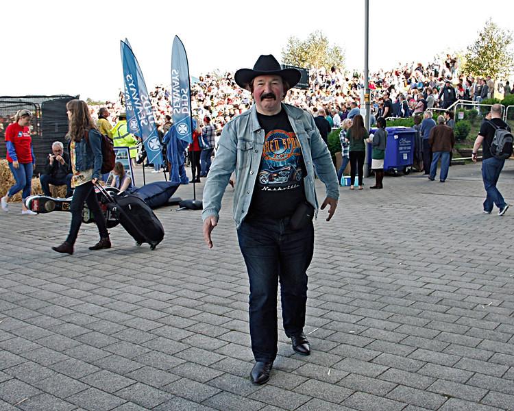 The Legendary Sid Carne
