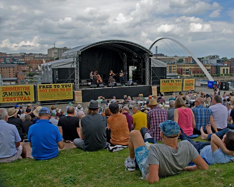 SummerTyne Americana Festival (Gateshead, U.K.  2016)